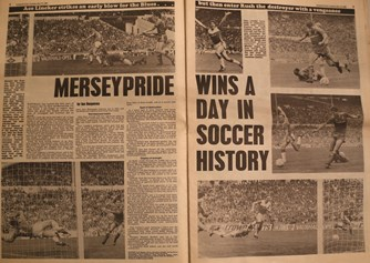 Merseyside wins a day in soccer history