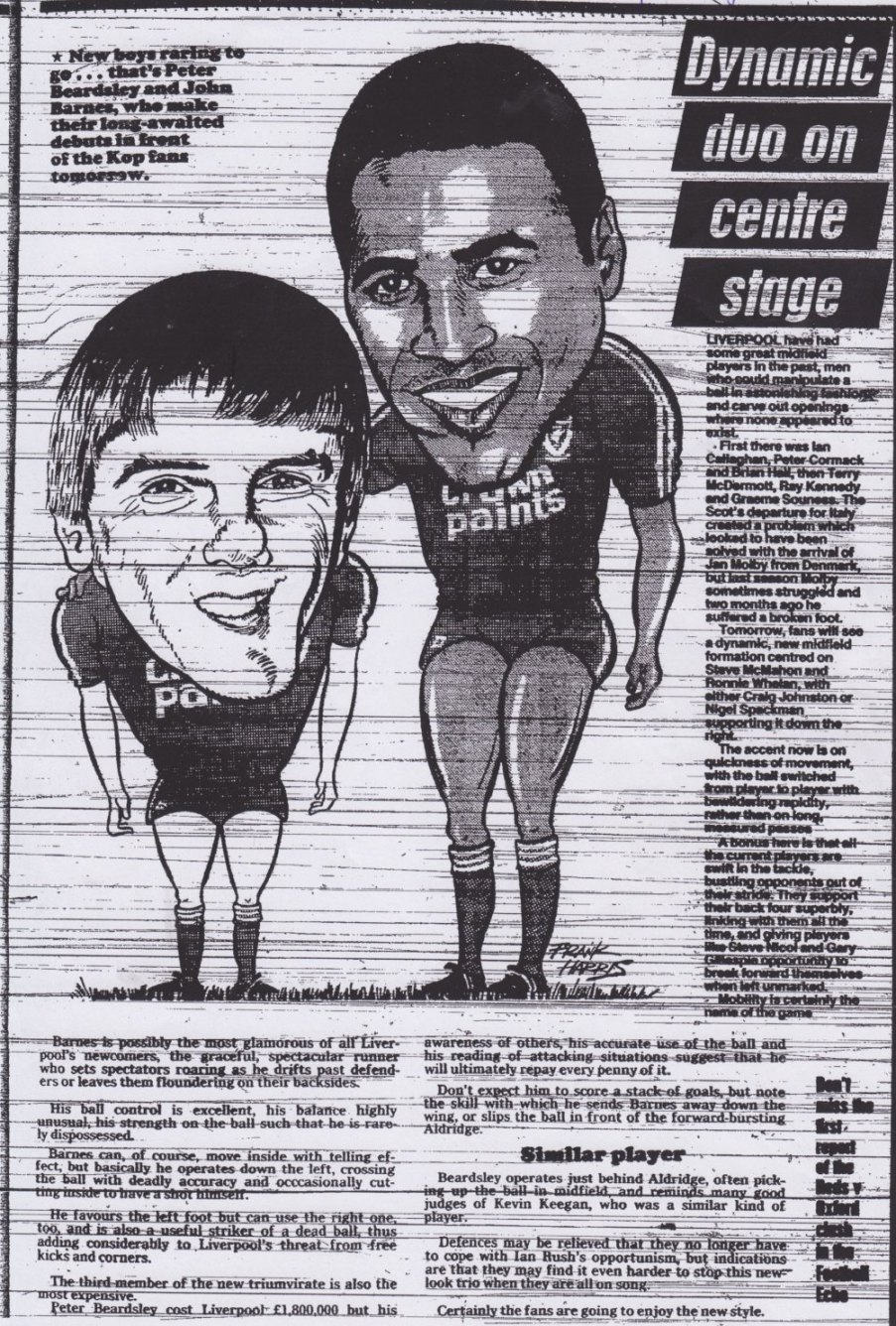 Dynamic duo takes centre stage - 11 September 1987