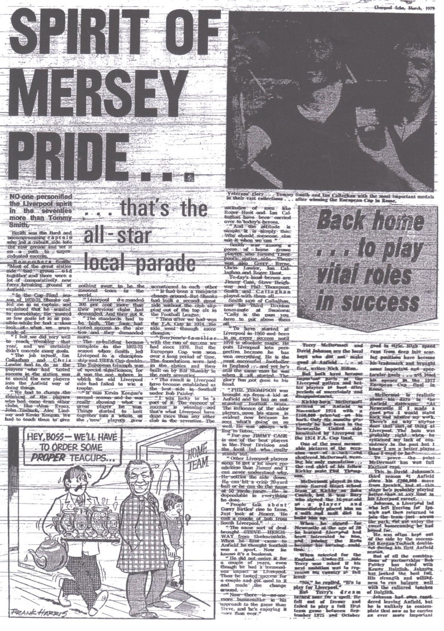 Spirit of Mersey pride - 20 March 1979