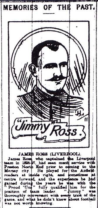 Jimmy Ross - Memories of the past