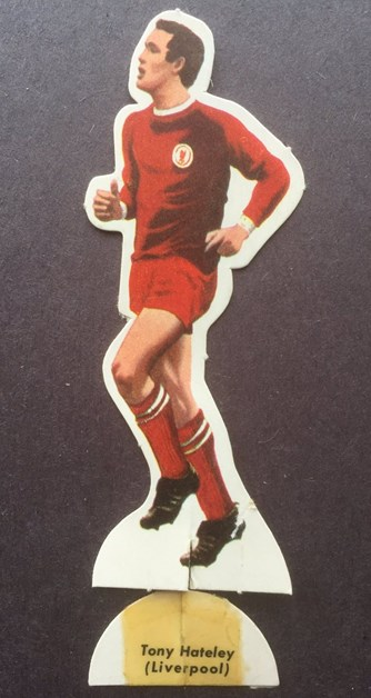 Hateley stand-up figure
