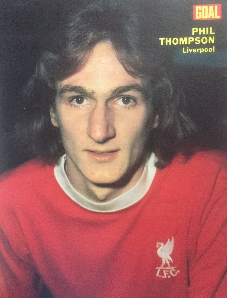 Goal poster of Thompson 1973