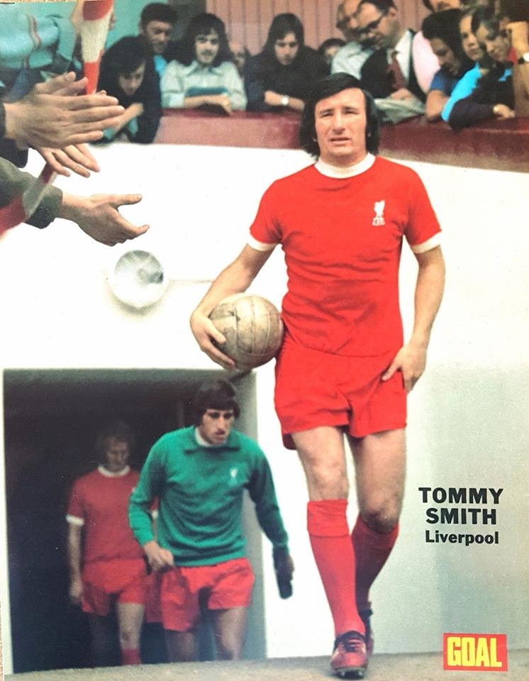 Tommy Smith Goal poster