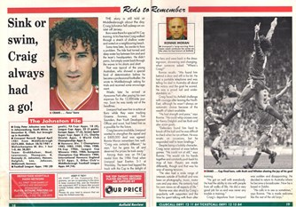 Reds to remember from the LFC match programme