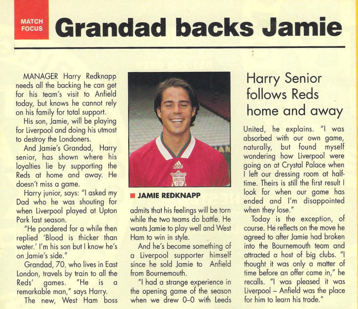 Grandad backs Jamie