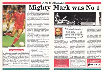 Reds to remember by Ronnie Moran