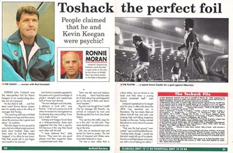 Reds to remember - John Toshack