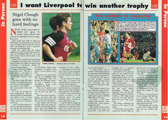 I want Liverpool to win another trophy, says Nigel Clough