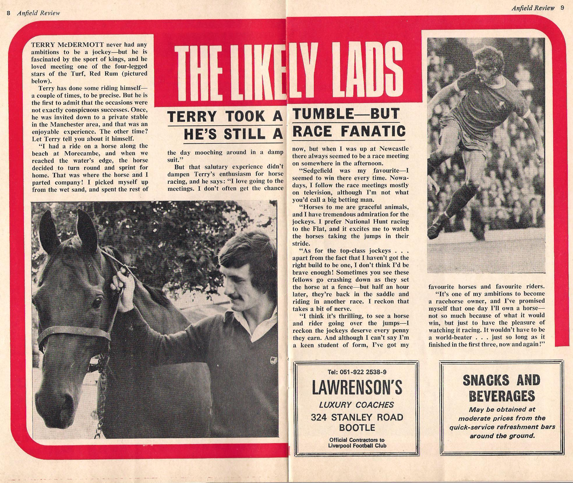 The likely lads - 1975