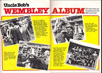 Paisley's photo album - Fan club magazine