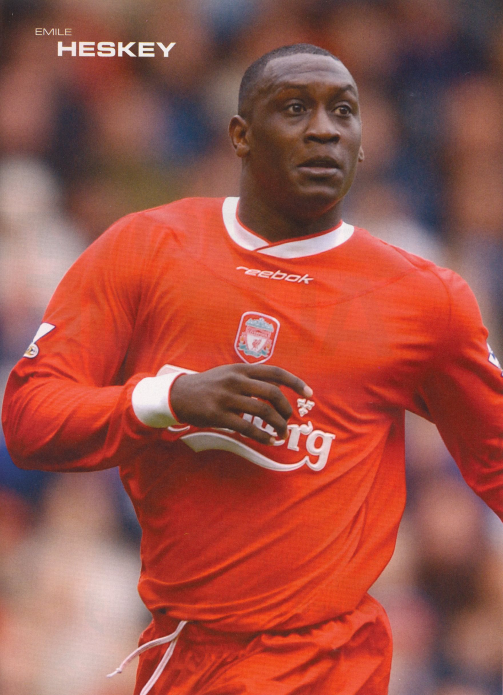 Liverpool Career Stats For Emile Heskey LFChistory