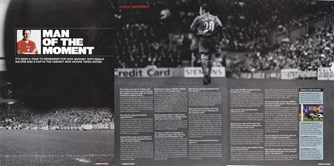 Man of the moment - LFC Official Matchday Magazine interview March 2001