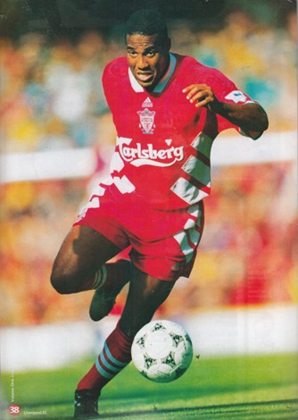 Poster in the LFC Magazine in 1994