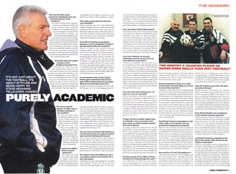Purely academic! - LFC Official Matchday Magazine