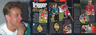 Interview in the LFC Magazine 1994/95