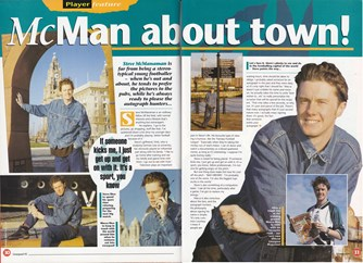 McManaman about town! - The Official Liverpool Magazine