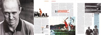 LFC Official Matchday Magazine interview 2000/01