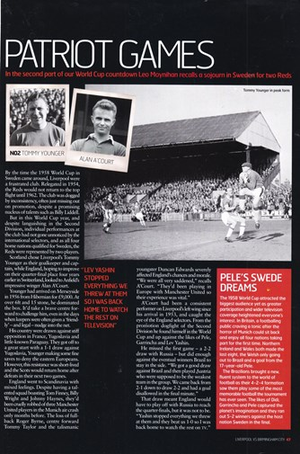 Patriot games - LFC Official Matchday Magazine