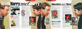 Harry and Jamie - The Official Liverpool Magazine 1994/95