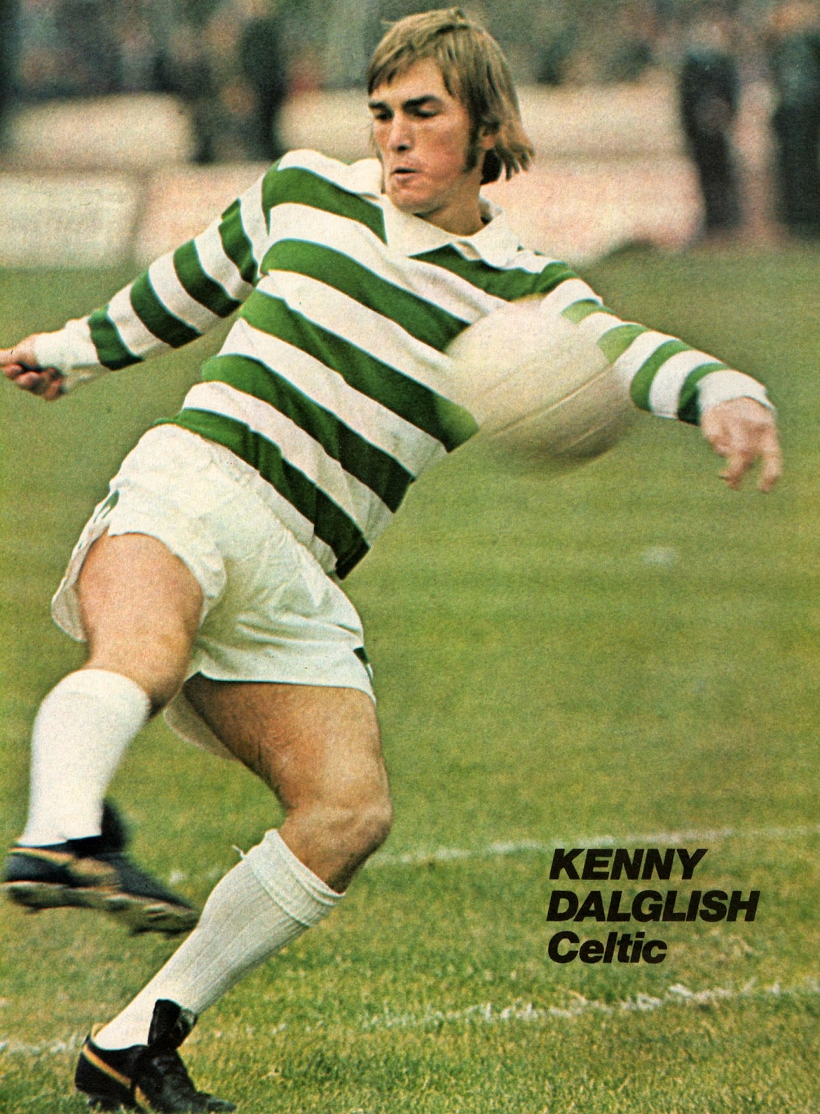 Poster of Celtic's Kenny