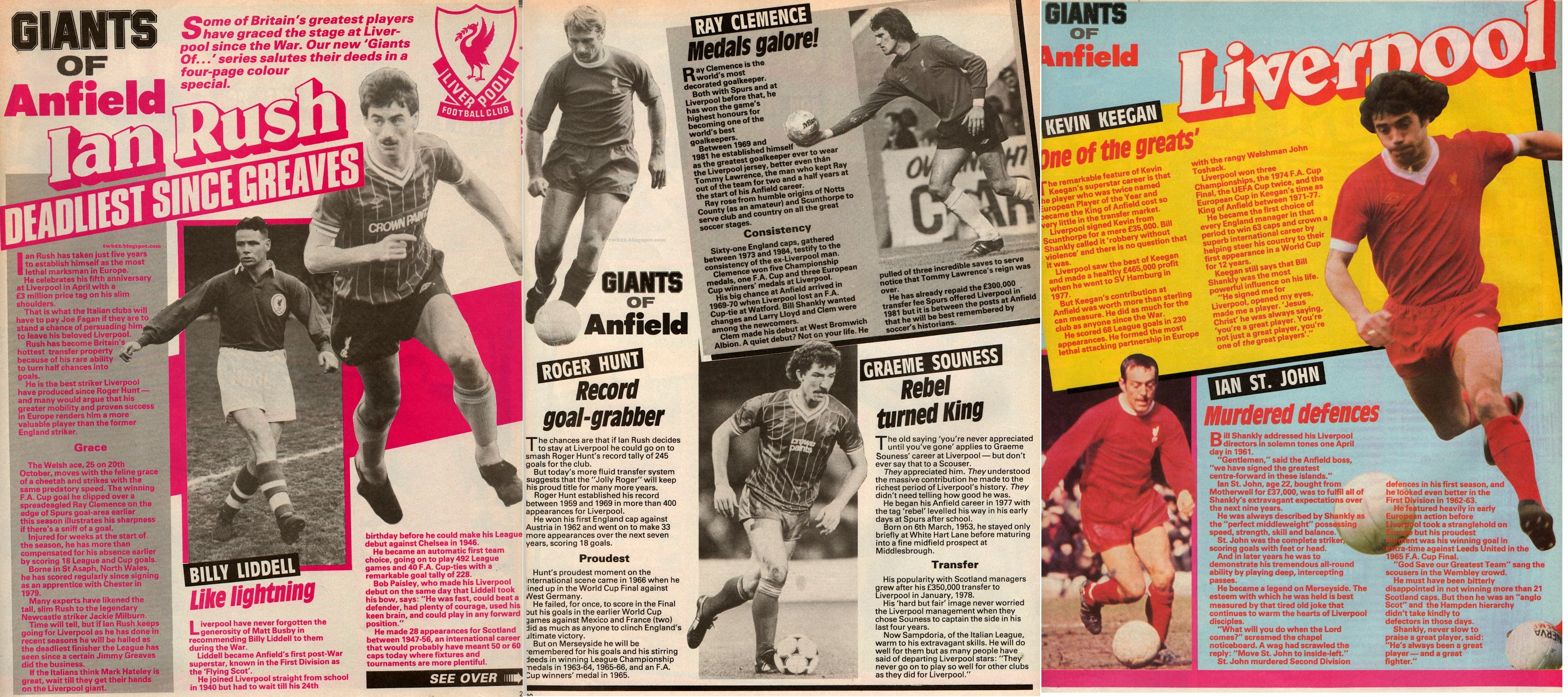 Giants of Anfield