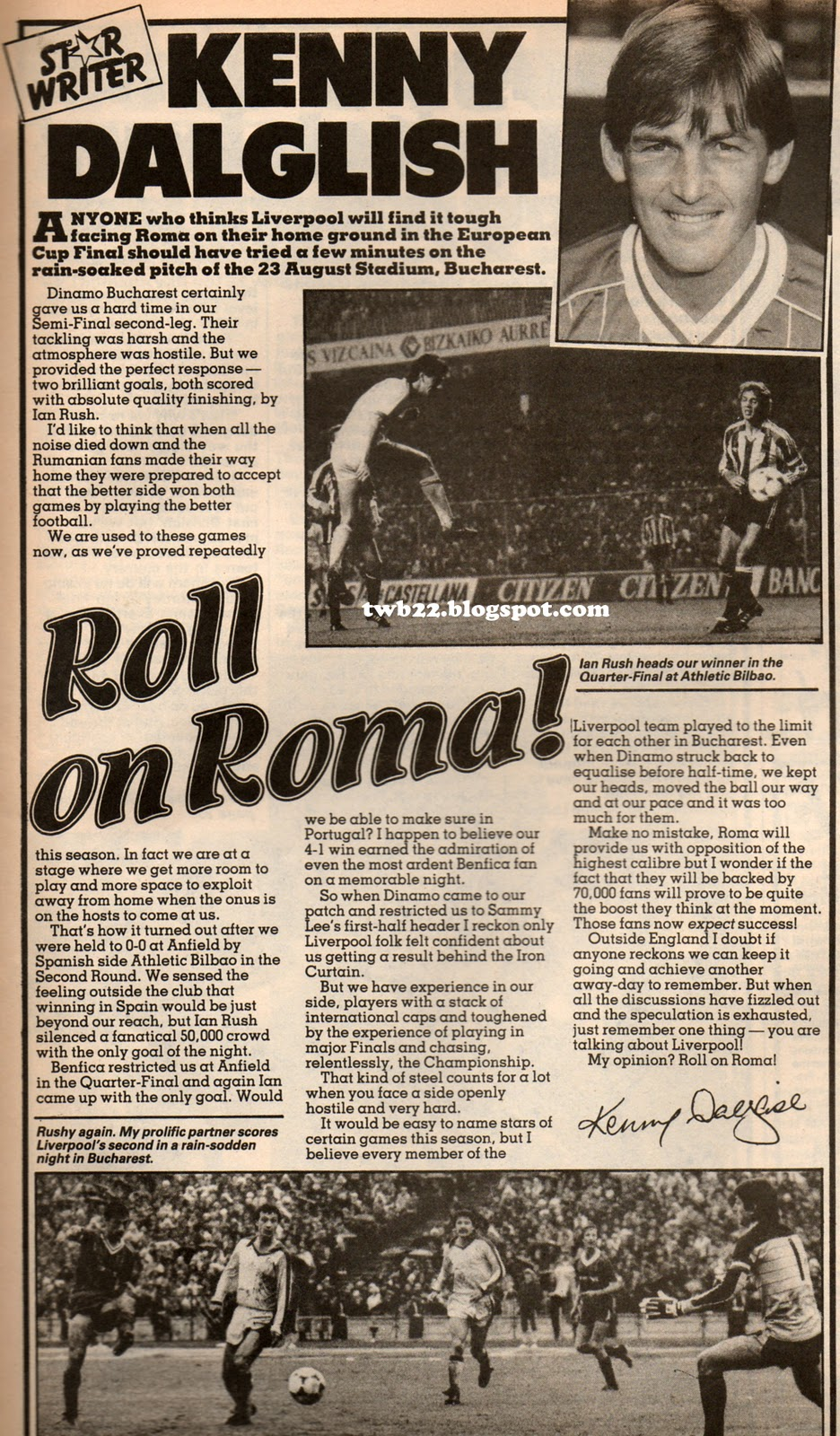 Roll on Roma 1984