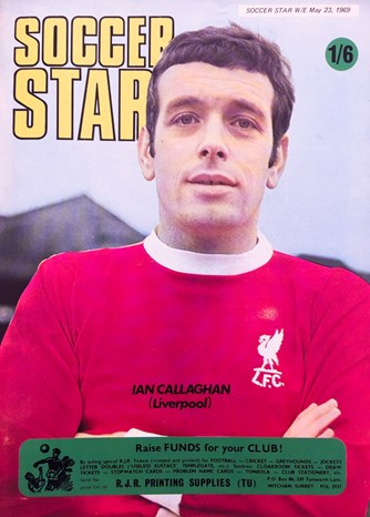 Soccerstar 22 May 1969