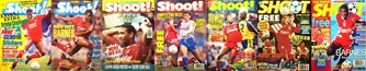 Shoot! covers of Barnes 1988-1994