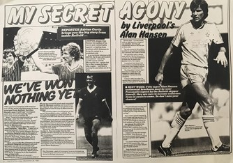 My Secret Agony - 1987-88 season