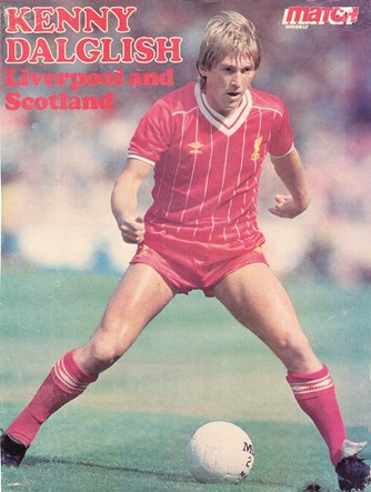 Match poster of Kenny Dalglish
