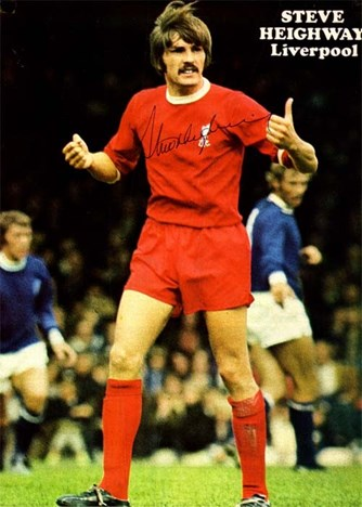 Poster of Steve Heighway
