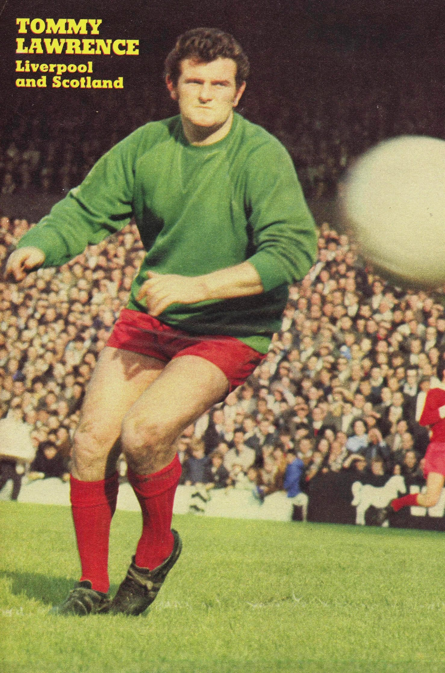 Poster of Tommy Lawrence