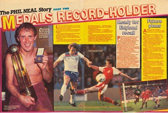 Medals record-holder - 1984