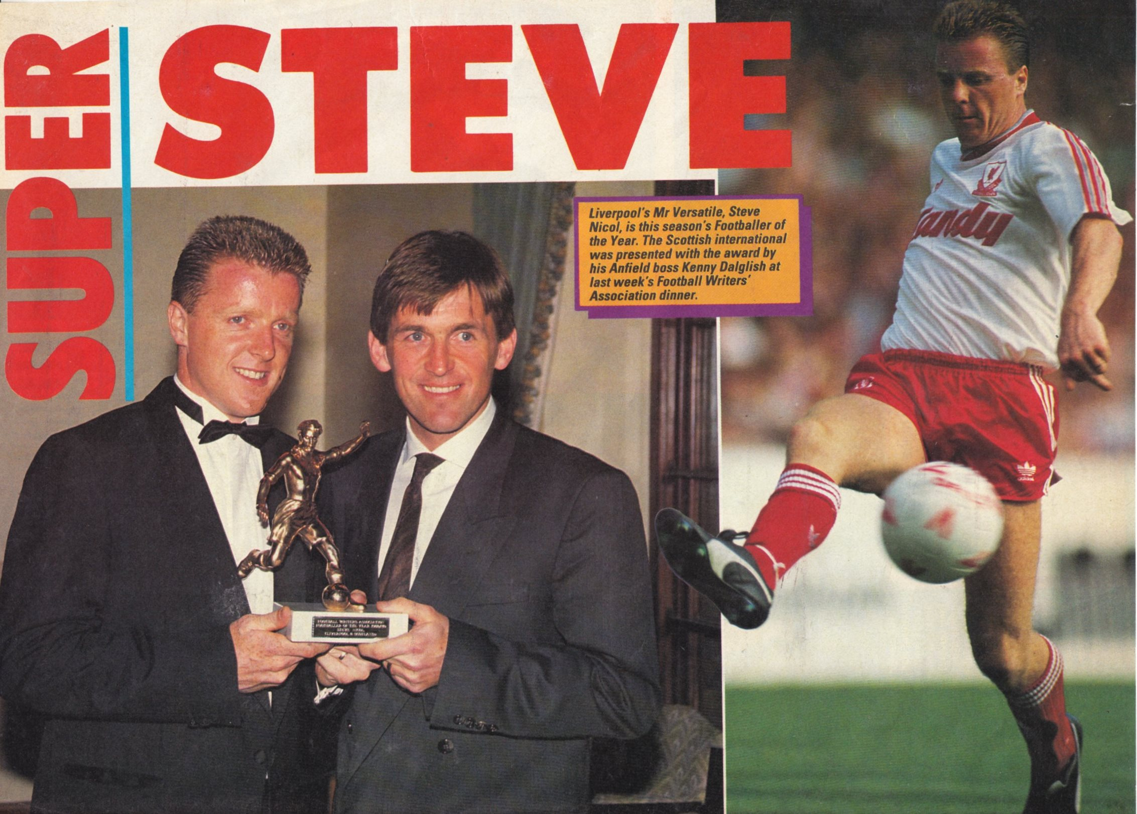 Player of the Year 1988/89