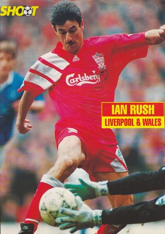 Shoot! poster of Ian Rush