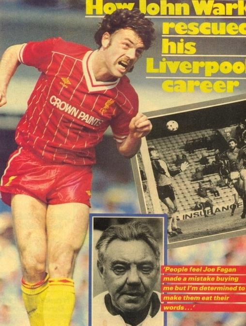 How John Wark rescued his Liverpool career
