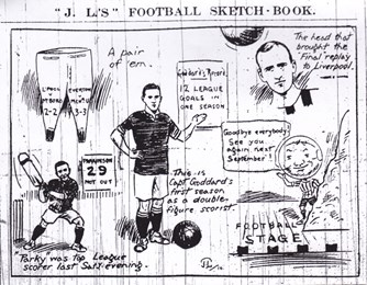 Sketch from Liverpool Echo
