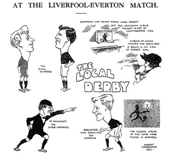 Liverpool Echo Sketch