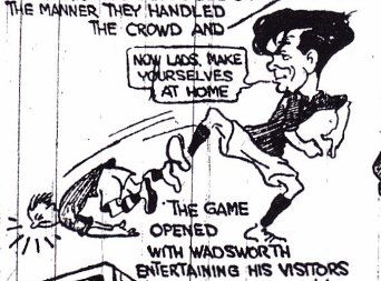 Liverpool career stats for Walter Wadsworth - LFChistory - Stats