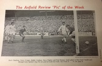 Anfield Review Pic of The Week