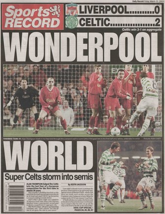 Daily Record Backpage