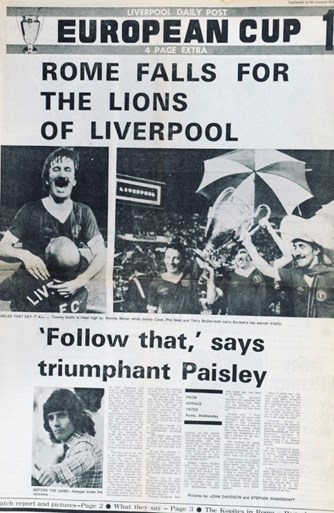 Liverpool Daily Post - Coverpage