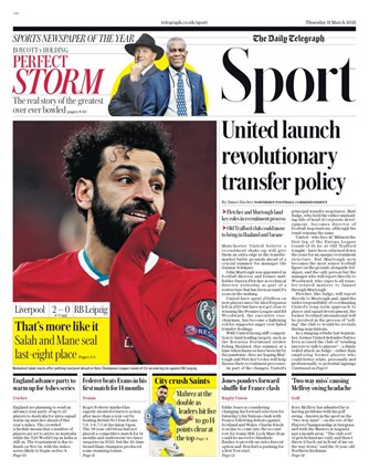 Telegraph Backpage