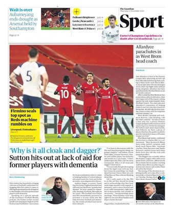The Guardian Backpage