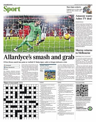 The Times Backpage