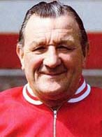 The legendary Bob Paisley
