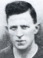William Devlin scored four