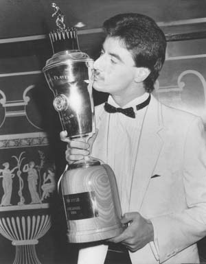 Rushie voted PFA's Player of the year in 1984