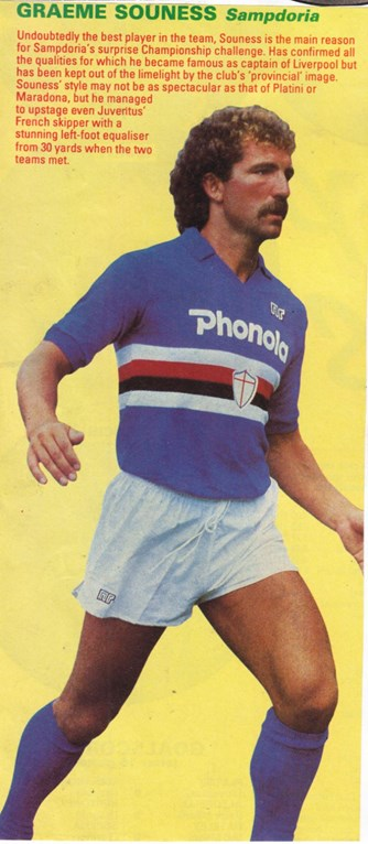 Sampdoria's best