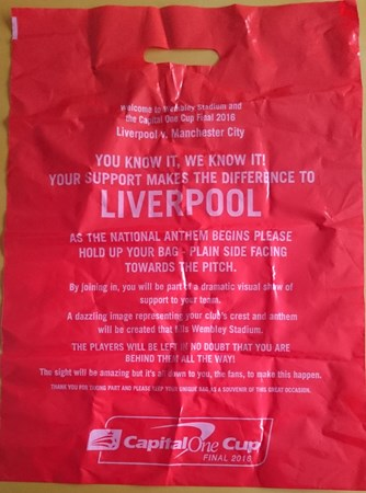 LFC Crowd Mosaic piece